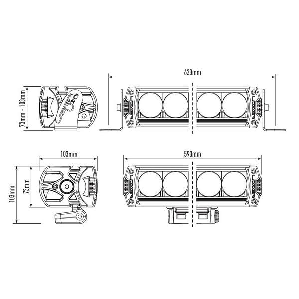 Triple-R 1250 Smartview - detalii 3