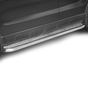 Praguri cu treaptă lată din Inox - Honda CRV '06 - '09