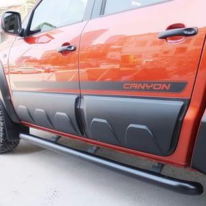 Bandouri portiere Kaplama - Volkswagen Amarok 17' - Prezent