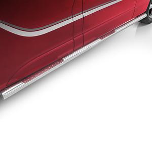 Praguri cu treaptă din Inox - Opel Vivaro '14 - '19