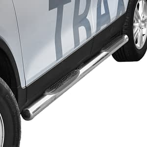 Praguri cu treaptă din cauciuc - Chevrolet Trax '13 - '17