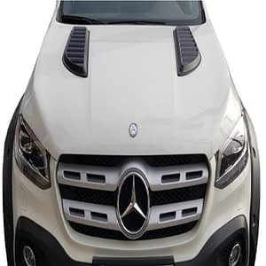 Ornamente capotă - Mercedes-Benz X-Class 12' - 19'