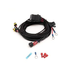 Kit electric Two-Lamp cu buton față
