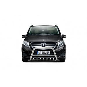 Bullbar Omologat - Model 1 Mercedes-Benz Vito '11 - '15