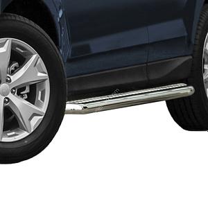 Praguri cu treaptă lată din Inox - Subaru Forester '13 - Prezent