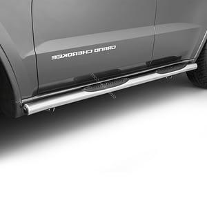 Praguri cu treaptă din cauciuc - Jeep Grand Cherokee '15 - Prezent
