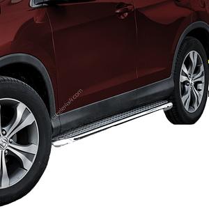 Praguri cu treaptă lată din Inox - Honda CRV '12 - '16