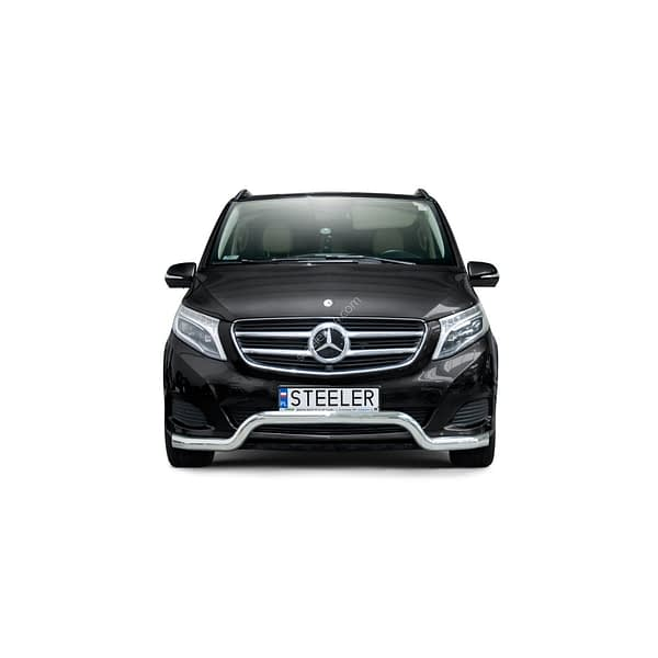 Bullbar Omologat - Low 3 Mercedes-Benz Vito '11 - '15