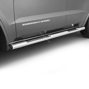 Praguri cu treaptă din Inox - Jeep Grand Cherokee '15 - Prezent
