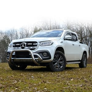 Kit de integrare Mercedes-Benz X-Class - 1