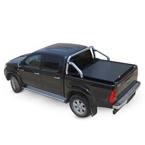 Rulou benă Double Cab negru mat Toyota Hilux - '15 - Prezent cu rollbar OEM 2