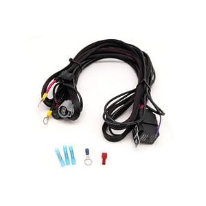 Kit electric Single-Lamp față