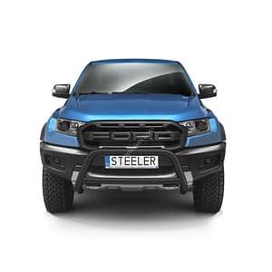 Bullbar Omologat - Model 3 Negru Ford Raptor '19 - Prezent