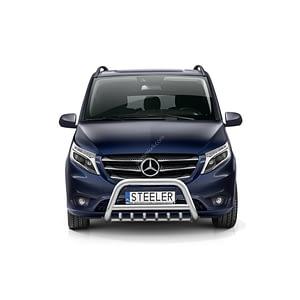 Bullbar Omologat - Model 1 Mercedes-Benz Vito '15 - Prezent