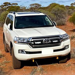 Kit de integrare Toyota Land Cruiser 200 2015 - Prezent