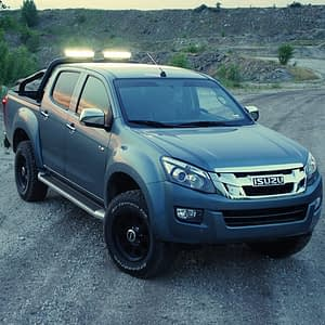 Kit sport bar D-Max 2012 - Prezent - 1
