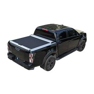 Rulou benă Double Cab argintiu Isuzu D-Max - '21 - Prezent