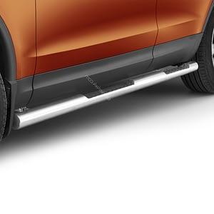Praguri cu treaptă din Inox - Land Rover Discovery '17 - Prezent