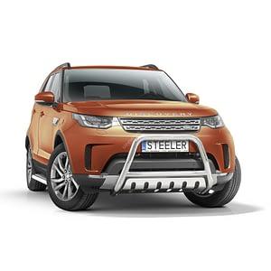 Bullbar Omologat - Model 2 Land Rover Discovery '17 - Prezent