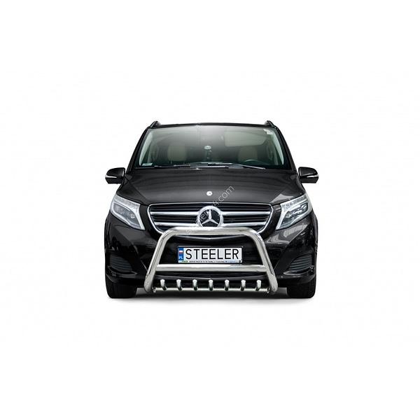 Bullbar Omologat - Model 2 Mercedes-Benz Vito '11 - '15