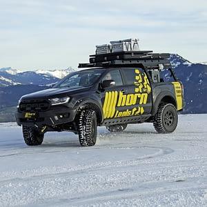 Praguri LAPIS - Ford Ranger 15' - Prezent - 1