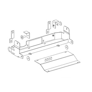 Placă de montare Troliu - Mitsubishi L200 '18 - Prezent