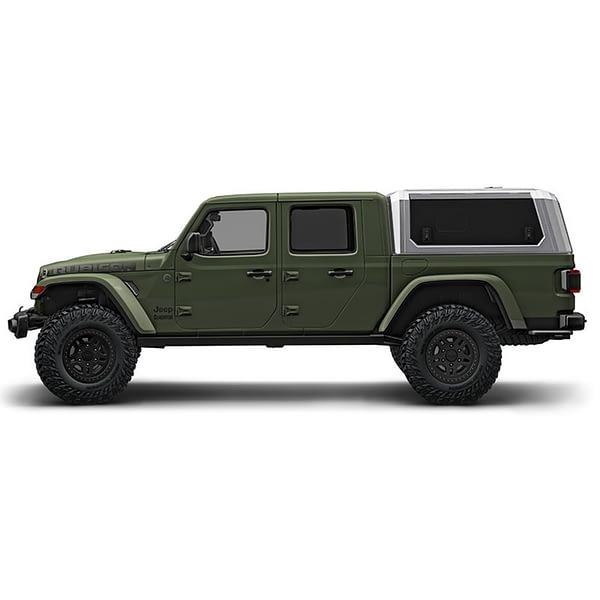 Hardtop SmartCap EvoSport (Argintiu) Jeep Gladiator 20' - Prezent