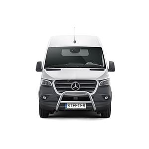 Bullbar Omologat - Model 3 Mercedes-Benz Sprinter '18 - Prezent