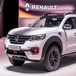 Protecție pentru aripi Kaplama - Renault Alaskan 18' - Prezent