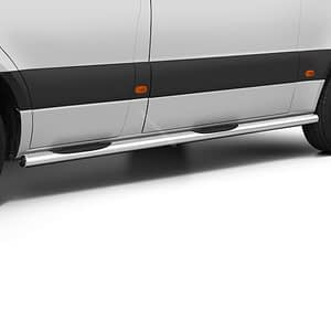 Praguri cu treaptă din cauciuc - Mercedes-Benz Sprinter (LWB) '18 - Prezent