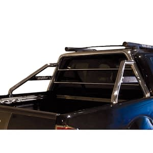 Rollbar OEM Steeler 4x4 - Nissan Navara 05' - 15'