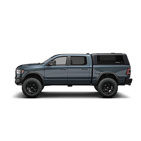 Hardtop SmartCap EvoSport (Negru) Dodge RAM 1500 18' - Prezent