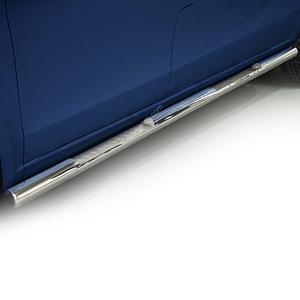 Praguri cu treaptă din Inox - Mercedes-Benz Vito '14 - Prezent