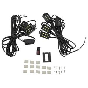 Kit lumini LED pentru benă TruXedo - 1